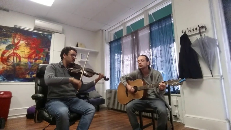 EPIC Guitar and Violin cover of Forget You by CeeLo Green