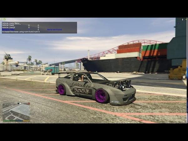 GTA V 380sx WIP