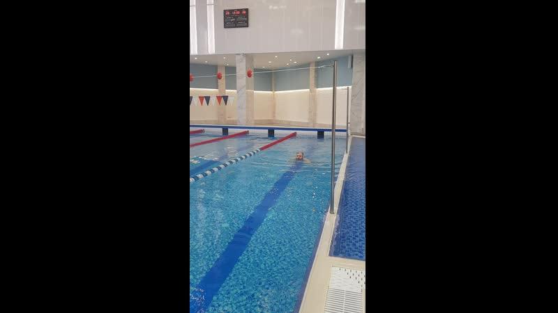 В бассейне 02 03 2021 Кабардинка