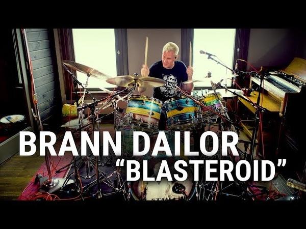 Meinl Cymbals - Brann Dailor - Blasteroid