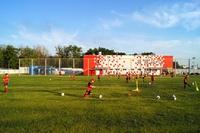 Фото с тренировки сборной команды 2011 года рождения