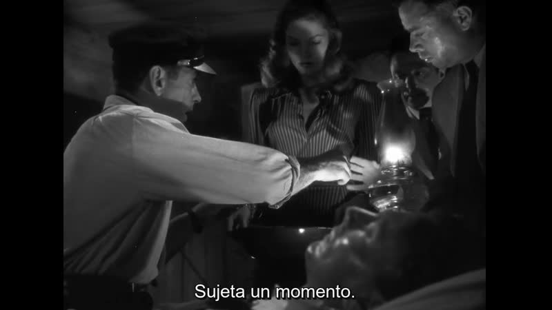 1944 - To Have And Have Not - Tener o no tener - Howard.Hawks - VOSE
