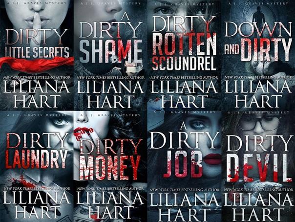 Liliana Hart - J.J. Graves Mystery 1 - Dirty Little Secrets