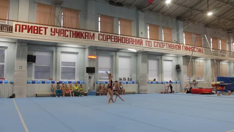 Журавлева Соня, Гришечкина Кристина, Малкова Наташа - 1 сп.р (2упр)