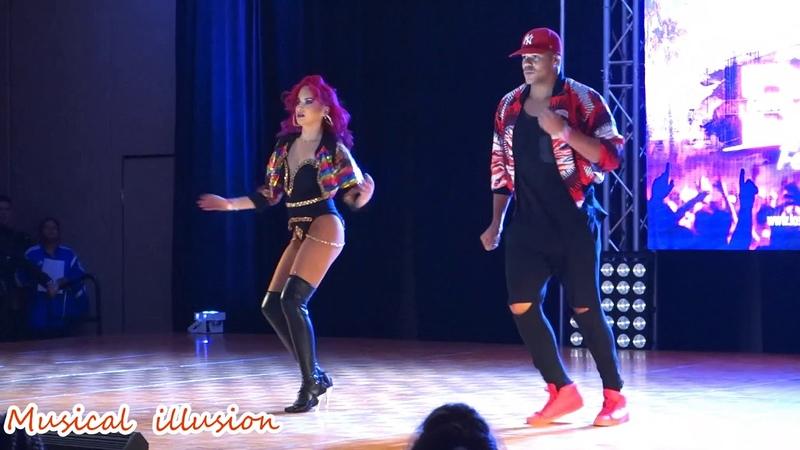 ЖЕНУШКА Танцуют ФАУСТО и МАРИЯ РАМОС