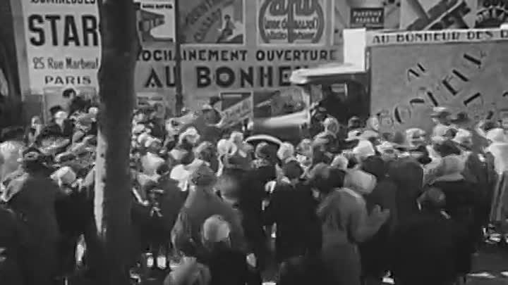 Дамское счастье Ж Дювилье 1930
