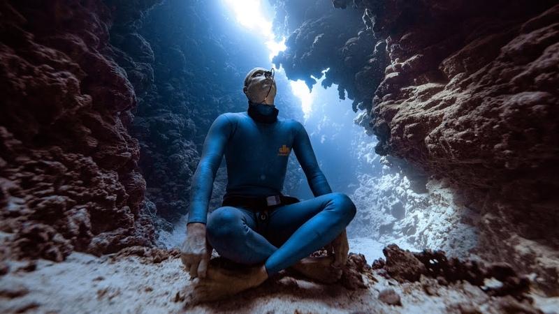 Depth wish why freedive
