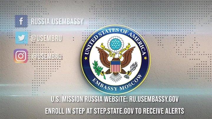 Посол США в РФ Джон Салливан о доставке аппаратов ИВЛ в Росс