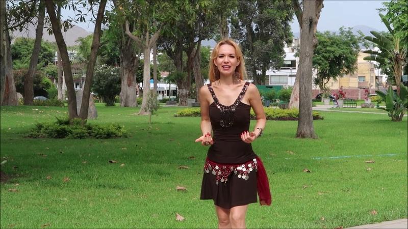 DANZA ÁRABE Clase 45 Caminatas para diferentes Danzas Transiciones Pausas Descanso Entradas