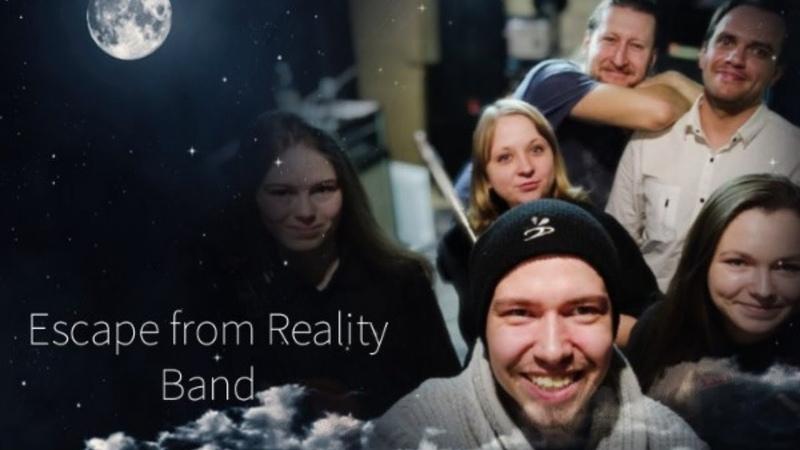 Прямая трансляция пользователя Escape From Reality Band Рок с красивым женским вокалом symphonic