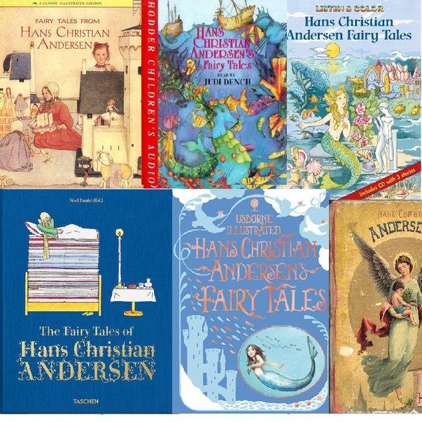 HANS CHRISTIAN ANDERSEN - FAIRY TALES