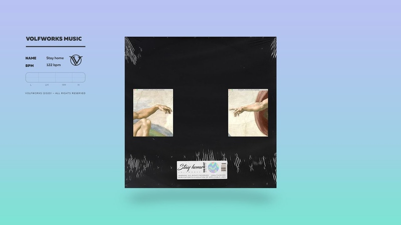 FREE Juice WRLD Type Beat 2020 Stay home Polo G Lil Tjay Sad Trap Instrumental Guitar Pop Beats