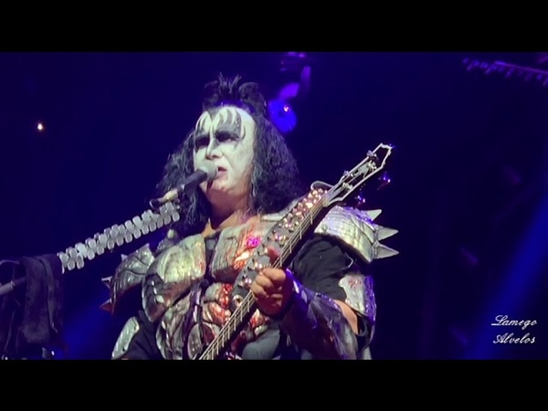 KISS BEST VERSION I Was Made For Loving You LIVE