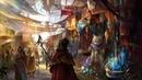 Medieval Fantasy Music – Medieval Market Folk Traditional Instrumental