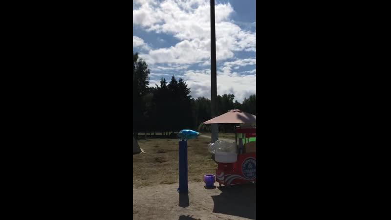 Военные в парке Дружбы народов