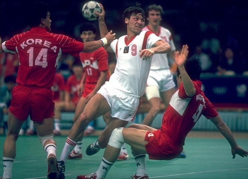 Андрей Тюменцев в финале Олимпиады