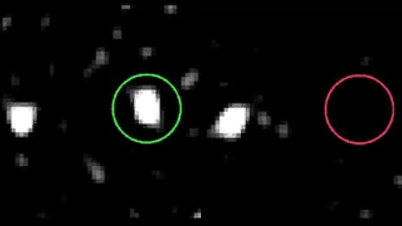 Загадки Вселенной Переменный радиоисточник MKT J170456 2−482100