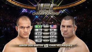 Кеин Веласкез vs Джуниор Дос Сантос 2: Вспоминаем бой