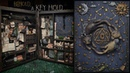 Secret Cabinet of Witchcraft and Wizardry | Miniature Diorama Hidden Book Chamber