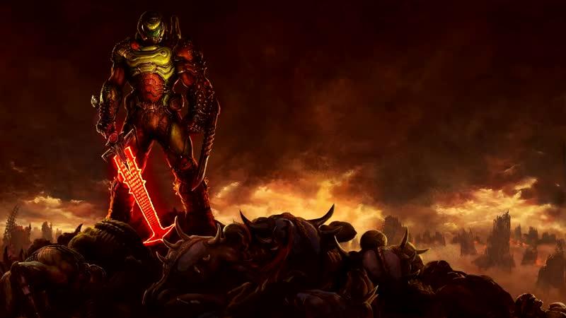 Mick Gordon Gladiator DOOM Eternal OST