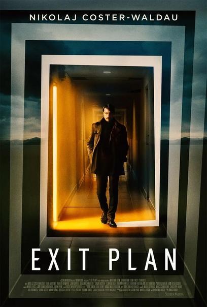 Николай Костер-Вальдау на первом постере мистического триллера «План побега»