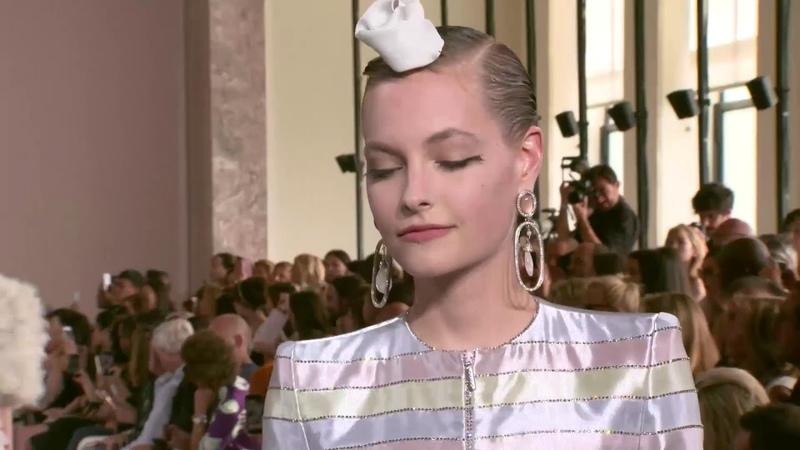 Armani Privé Haute Couture Fall Winter 2019 2020