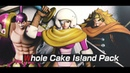 "PS4, NSW, XB1, PC | ONE PIECE Pirate Warriors 4 DLC ""Whole Cake Island Pack Now Available"