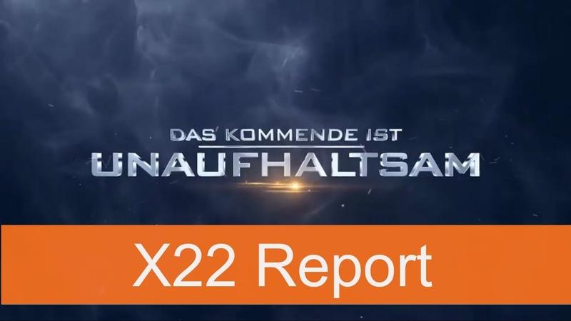 X22 Report 29.05.2020 - DS setzt alle Mittel ein - Falle gestellt - Flynns Telefonate veröffentlicht