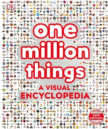 One Million Things A Visual Encyclopedia (2019)