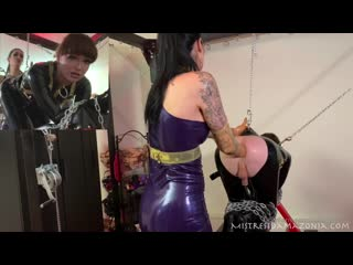 Natalie Mars and Mistress Damazonia 1