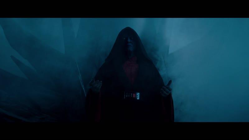 Звёздные войны: Скайуокер. Восход [2019] - Возвращение Дарта Сидиуса