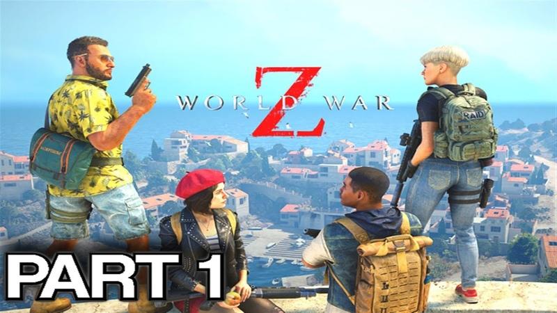 WORLD WAR Z GAME OF THE YEAR (WWZ GOTY) DLC Gameplay Walkthrough Part 1 MARSEILLE - EPISODE 5