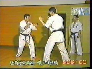 Kyokushin Karate   Kenji Midori Instructional   Tournament Winning Techniques