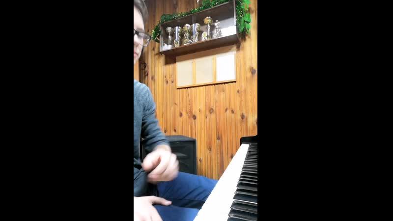 Chopin Godowsky op 10no5 Black Keys
