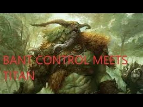 MODERN BANT CONTROL YORION WITH PRIMEVAL TITAN AND FIELD OF THE DEAD