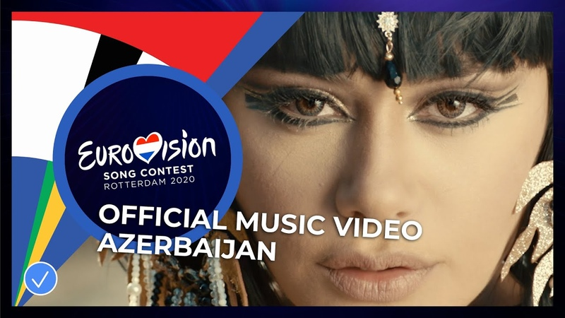 Efendi - Cleopatra - Azerbaijan 🇦🇿 - Official Music Video - Eurovision 2020