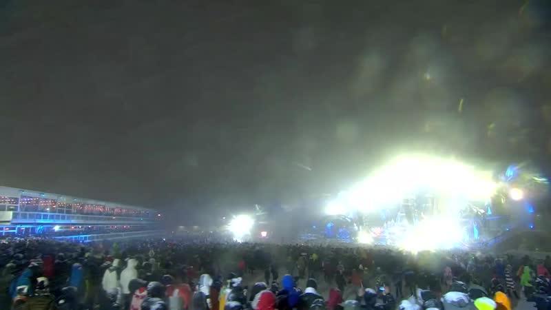 Ran D Project vs Allen Watts Zombie Armin van Buuren live at Tomorrowland Winter 2019