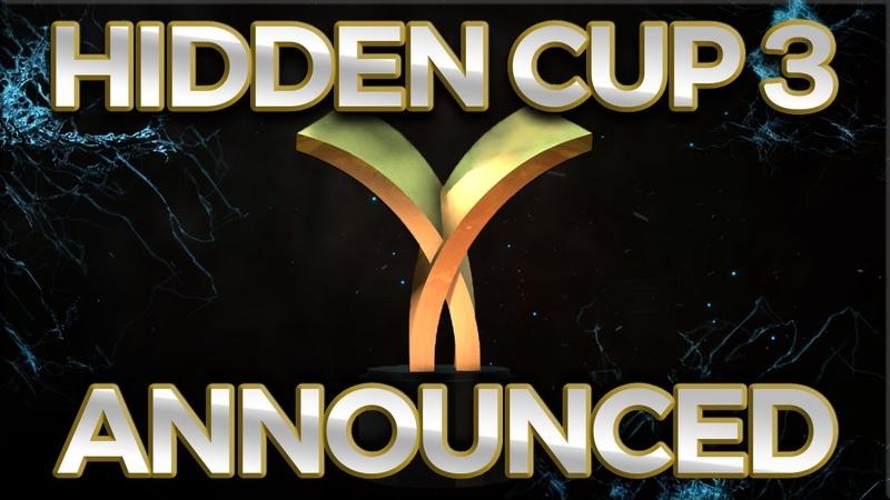 Hidden Cup 3 IS COMING!