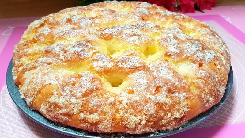 МНОГИЕ ПРОСИЛИ ЭТОТ РЕЦЕПТ 💣💯САМА В ШОКЕ что это обалденно ВКУСНО Знаменитый сахарный пирог