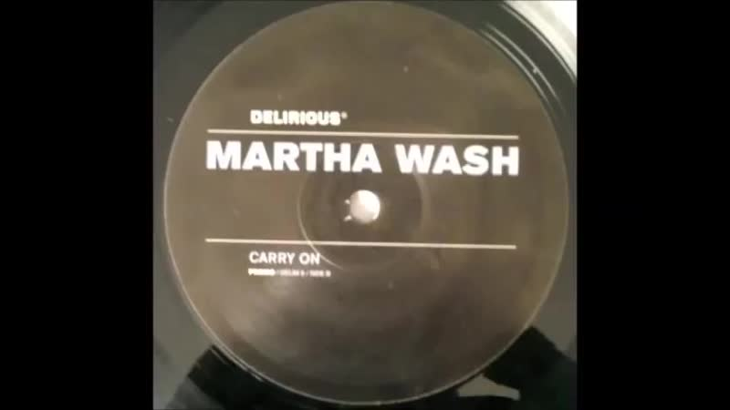 2 124 00 D martha wash ★ carry on ★ masters at work dub mix