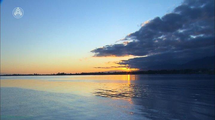 Озёра на вершине мира 2 Иссык Куль в Киргизии Познавательный путешествие природа 2011