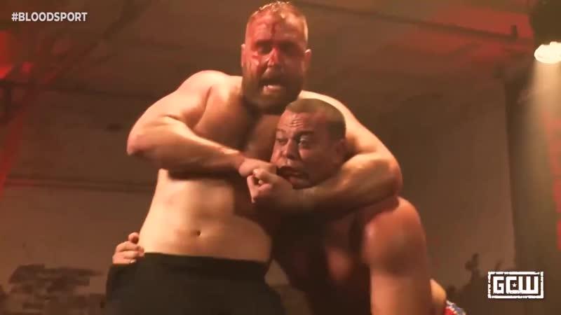 WWE Mania Моксли Бой Смит младший