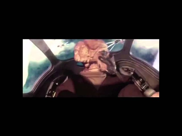 Death of Plo Koon Star Wars Episode III