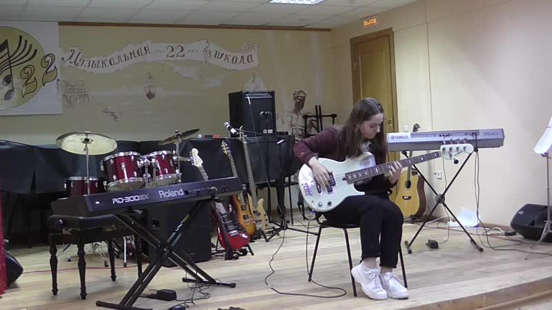 Диана Вершигора - Stratus (Билли Кобэм)