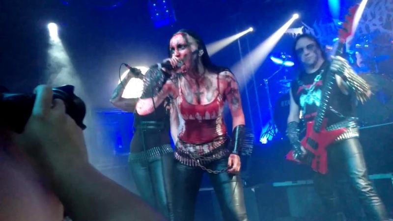 Humanitas Error Est Live @ From Hell Erfurt Germany Black Metal