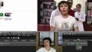 Как сделать красивый фон на видео в ютубе Камтазия студио Camtasia Studio