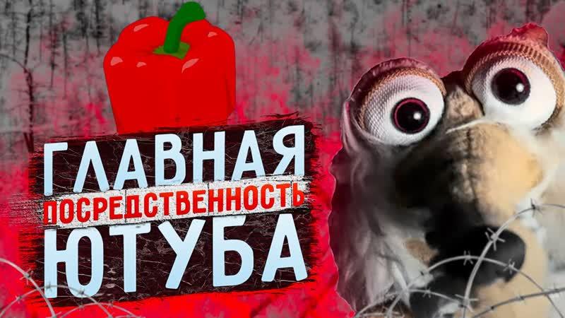 Маразм на YouTube Ёжик Лисичкин