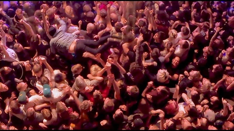 PUP Morbid Stuff Official Music Video Live at Electric Ballroom London UK