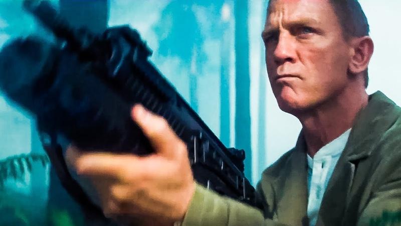 Не время умирать Русский трейлер Фильм 2020 Джеймс Бонд Агент 007