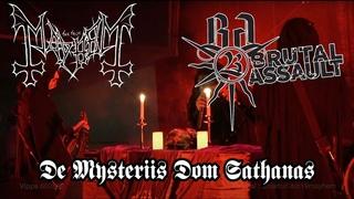 Mayhem - Brutal Assault 2017 - Full Concert
